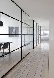 Modern Office Interior Design Concepts Best 25 Glass Office Ideas On Pinterest Office Glass Wall