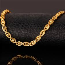 gold simple bracelet images Kpop bracelets women men simple styles trendy new yellow gold jpg