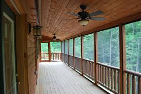 cabin porch log cabin homes pennsylvania maryland and west virginia