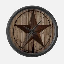 texas star clocks texas star wall clocks large modern