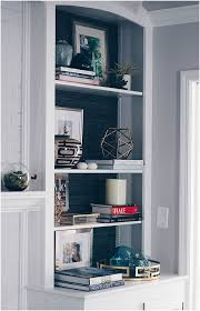 how to style a bookcase how to style your shelves 5 tips from a pro lou what wear
