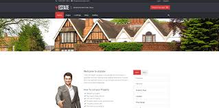 Wordpress Real Estate Template by The Most Beautiful Wordpress Themes For Real Estate Websites 2014
