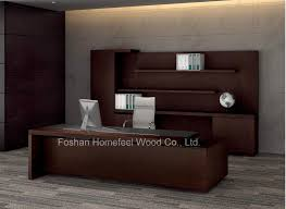 Office Furniture Solution by Executive Desk Foshan Homefeel Wood Co Ltd Page 1