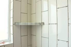 lowes glass shelves shelves image of tempered glass shelves ideas glass corner