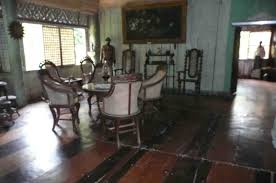 Old Spanish Dining Room In Bohol By Lhyn On DeviantArt - Dining room spanish