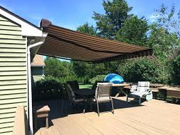 retractable shade awnings manual patio sun awning tents u2013 chris smith
