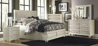 Diamond Island Bedroom Set From Magnussen Home BHFR - Magnussen nova platform bedroom set