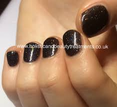 Dark Colours by Dark Colours Can Look Good On Short Nails Too Cnd Shellac Overtly