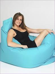 furniture wonderful 8 foot bean bag chair 2 person bean bag