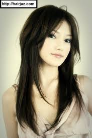 long hairstyles layered part in the middle hairstyle best 25 long asian hairstyles ideas on pinterest asian hair
