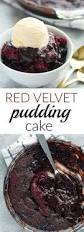 cream cheese stuffed red velvet cake with white chocolate glaze