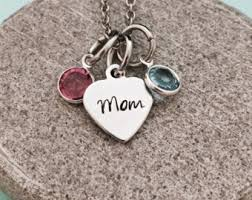 mothers day jewelry personalized mothers day jewelry etsy