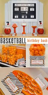 basketball party table decorations 101 best basketball party images on pinterest basketball