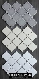 best 20 kitchen backsplash tile ideas on pinterest backsplash highland park arabesque porcelain mosaic tile perfect for a kitchen