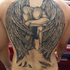 best 25 angel sleeve tattoo ideas on pinterest angel tattoo men