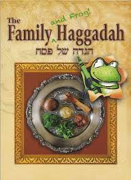 a family haggadah the family and frog haggadah childrens book author