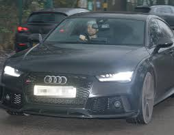 audi costly car daley blind which united player has the most expensive car