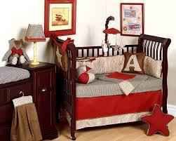 cowboy baby crib bedding adam u0027s all american 4 piece crib set