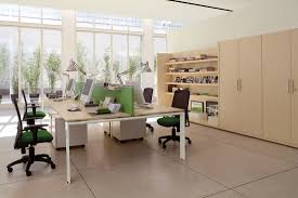 open office interior design bedroom and living room image