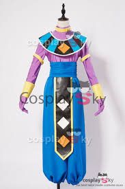 Dragon Ball Halloween Costumes Dragon Ball God Destruction Beerus Cosplay Costume