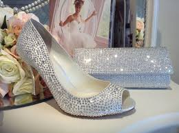 wedding shoes and bags matching bag silver shoes for prom wedding trend ideas