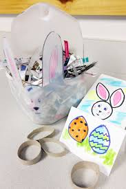 easter recycling crafts for kids u2014 dalton whitfield solid waste