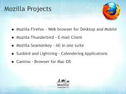 camino browser introduction about foss and mozilla