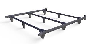 bed frame center supports steel slats pertaining to king support