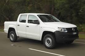 volkswagen pickup diesel volkswagen amarok tsi300 petrol u0026 tdi340 diesel launched photos