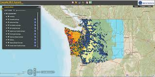 Washington State Earthquake Map by All The Warning We U0027ll Get The Long Hunt