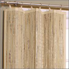 Drapery Panels 96 Bamboo Curtain Panels 96 Curtains Home Decorating Ideas