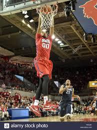 feb 3rd 2016 smu forward ben moore 00 gets a dunk during an