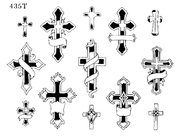 pics of tattoo crosses tattoo collection