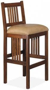 oak mission bar stools foter