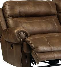 reclining leather loveseat sale rocker recliner loveseat leather