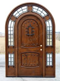 rustic arched door pompano