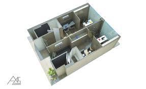 3d architectural floor plans rendering portfolio 3d floorplanner