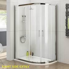 800 900 1000 1200mm curved sliding shower screen offset quadrant curved round sliding shower screen