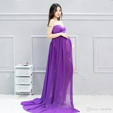 maternity dress purple light blue outdoor fitness suits for women