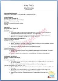 Sample Resume For Internship In Accounting by Audit Intern Resume Free Resume Example And Writing Download