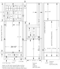 kitchen base cabinet plans free plans for oven cabinet pdf woodworking