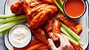 s favorite buffalo wings recipe food network