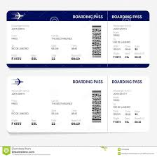 airline ticket template free sample customer service resume