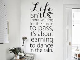 Dance Wall Murals Dance In The Rain Your Decal Shop Nz Designer Wall Art Decals