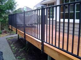 metal deck balusters 6222