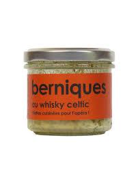 cuisiner les berniques rillettes de berniques au whisky celtic l atelier du cuisinier