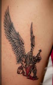 angel tattoos tattoo designs tattoo pictures page 30