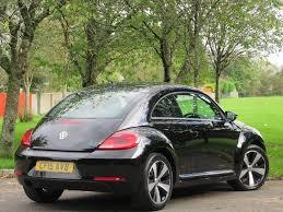 black volkswagen beetle used black vw beetle for sale glamorgan