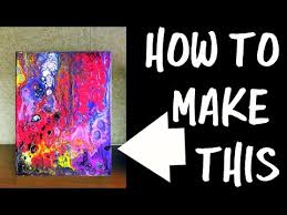 3 color dirty pour mixing ratios explained fluid painting basics