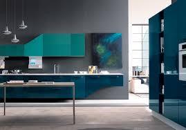 cuisine bleu turquoise cuisine bleu turquoise